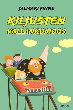 Finne, Jalmari - Kiljusten vallankumous, e-kirja