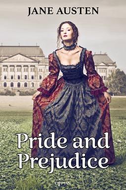 Austen, Jane - Pride and Prejudice, e-bok