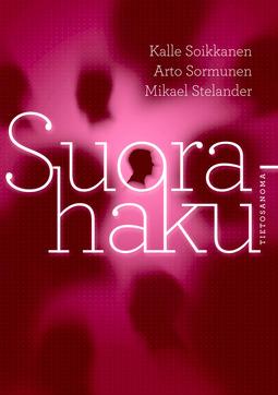 Soikkanen, Kalle - Suorahaku, e-kirja