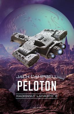 Campbell, Jack - Peloton, e-kirja