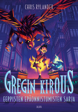 Rylander, Greg - Gregin kirous, e-bok