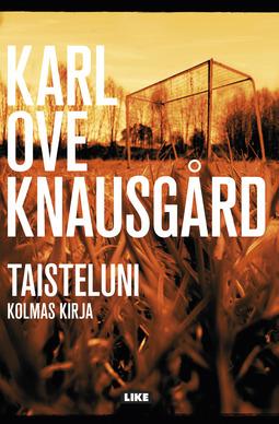 Knausgård, Karl Ove - Taisteluni 3: Kolmas kirja, e-kirja