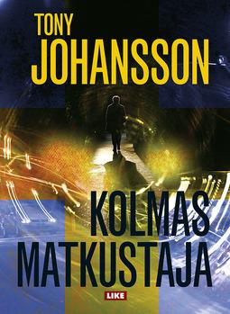 Johansson, Tony - Kolmas matkustaja, e-kirja