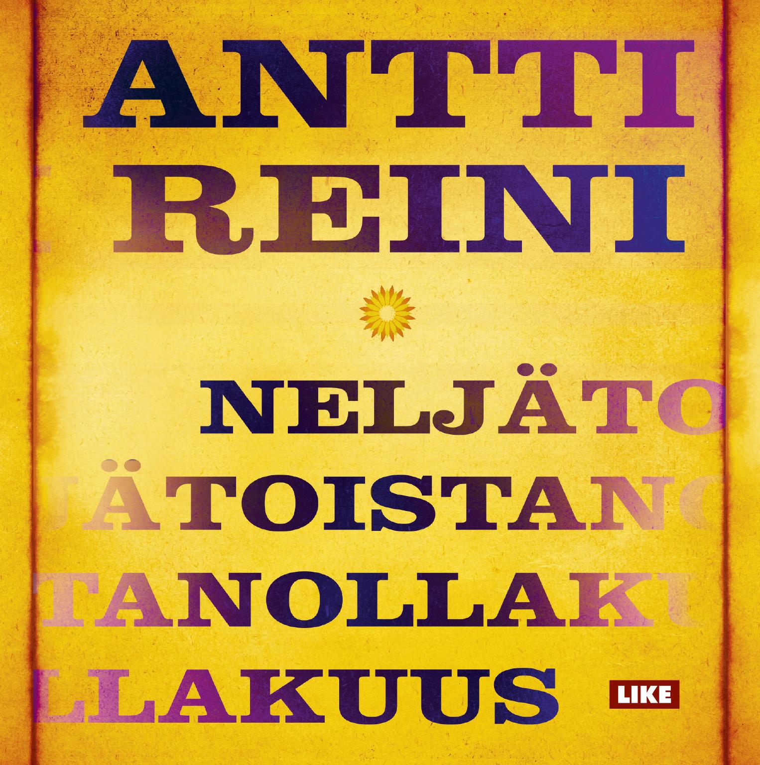 Reini, Antti - Neljätoistanollakuus, äänikirja