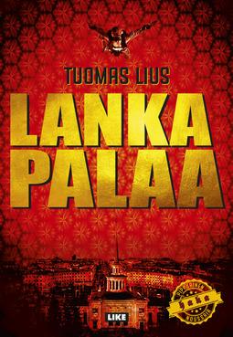 Lius, Tuomas - Lanka palaa, e-kirja