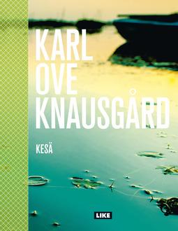 Knausgård, Karl Ove - Kesä, ebook