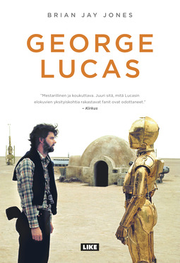Jones, Brian Jay - George Lucas, e-kirja