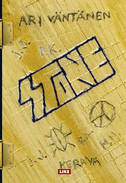 Väntänen, Ari - Stone, ebook
