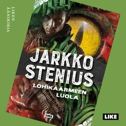 Stenius, Jarkko - Lohikäärmeen luola, äänikirja