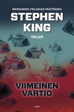 King, Stephen - Viimeinen vartio, e-kirja