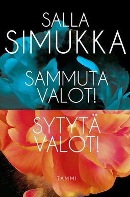 Simukka, Salla - Sammuta valot! / Sytytä valot!, e-kirja