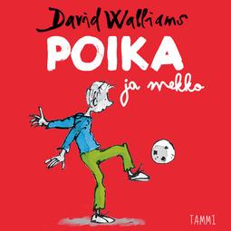 Walliams, David - Poika ja mekko, äänikirja