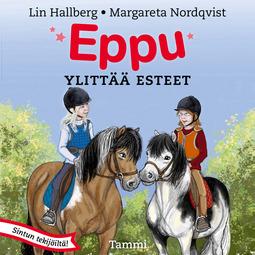 Hallberg, Lin - Eppu ylittää esteet, äänikirja