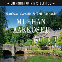 Costello, Matthew - Murhan aakkoset: Cherringhamin mysteerit 13, äänikirja