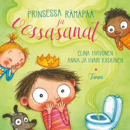 Hirvonen, Elina - Prinsessa Rämäpää ja vessasanat, äänikirja