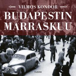 Kondor, Vilmos - Budapestin marraskuu, äänikirja