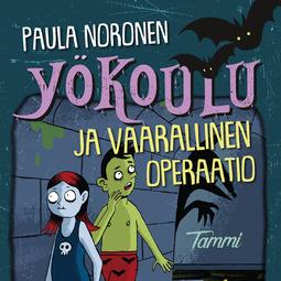 Noronen, Paula - Yökoulu ja vaarallinen operaatio: -, äänikirja