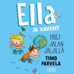 Parvela, Timo - Ella ja kaverit hiilijalanjäljillä, äänikirja
