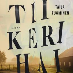 Tuominen, Taija - Tiikerihai, äänikirja