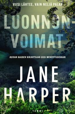 Harper, Jane - Luonnonvoimat, e-kirja