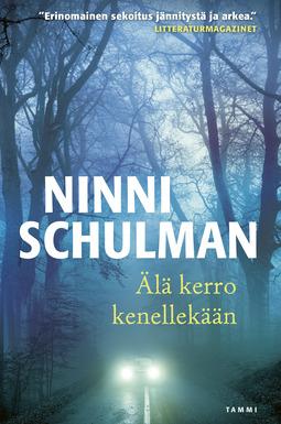 Schulman, Ninni - Älä kerro kenellekään, e-kirja