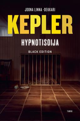 Kepler, Lars - Hypnotisoija - Black Edition, ebook
