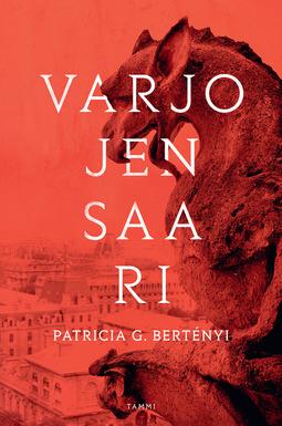 Bertényi, Patricia G. - Varjojen saari, e-kirja