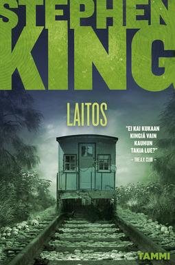 King, Stephen - Laitos, e-kirja