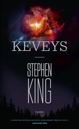 King, Stephen - Keveys, e-kirja