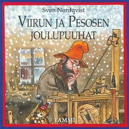 Nordqvist, Sven - Viirun ja Pesosen joulupuuhat, audiobook