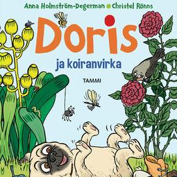 Holmström-Degerman, Anna - Doris ja koiranvirka, äänikirja