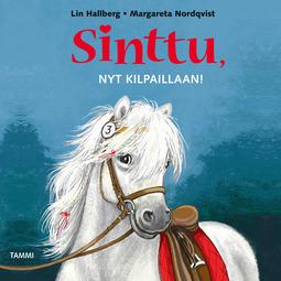 Hallberg, Lin - Sinttu, nyt kilpaillaan!, äänikirja