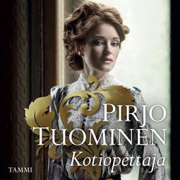 Tuominen, Pirjo - Kotiopettaja, audiobook