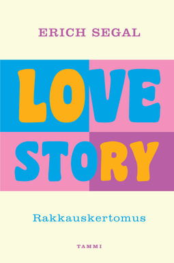 Segal, Erich - Love Story: Rakkauskertomus, e-kirja