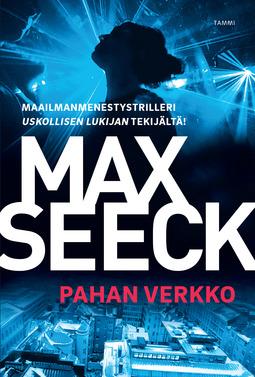 Seeck, Max - Pahan verkko, e-kirja