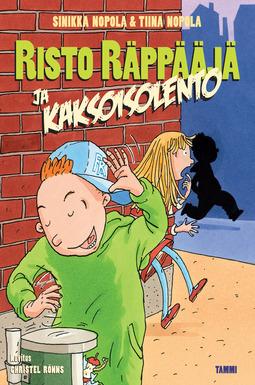 Nopola, Sinikka - Risto Räppääjä ja kaksoisolento, e-kirja