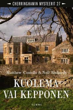 Costello, Matthew - Kuolema vai kepponen: Cherringhamin mysteerit 27, e-kirja