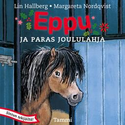 Hallberg, Lin - Eppu ja paras joululahja, äänikirja