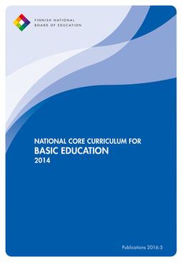 Opetushallitus - National Core Curriculum for Basic Education 2014, e-bok