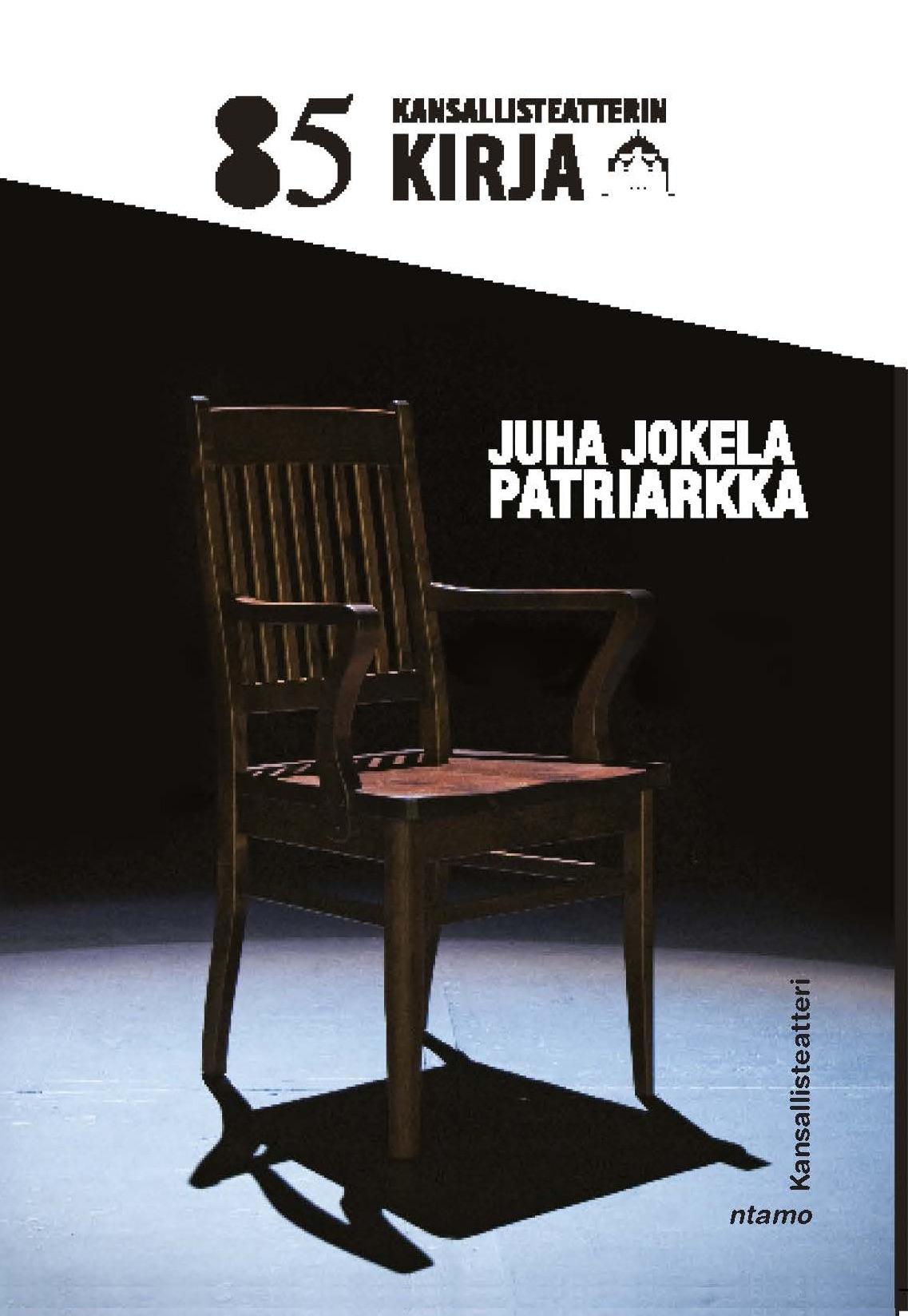 Jokela, Juha - Patriarkka, e-kirja