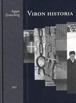 Zetterberg, Seppo - Viron historia, e-kirja