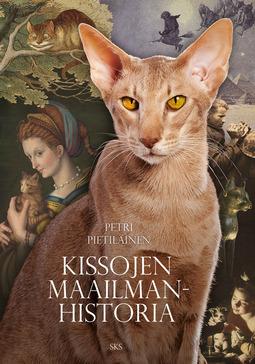 Pietiläinen, Petri - Kissojen maailmanhistoria, e-kirja