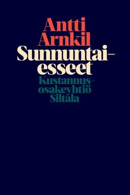 Arnkil, Antti - Sunnuntaiesseet, e-kirja