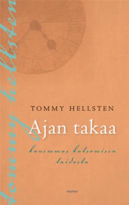 Hellsten, Tommy - Ajan takaa, e-kirja