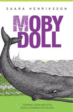 Henriksson, Saara - Moby Doll, e-kirja