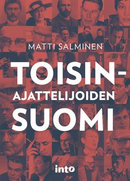 Salminen, Matti - Toisinajattelijoiden Suomi, e-kirja