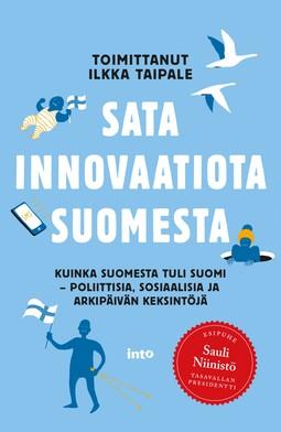 Taipale, Ilkka - Sata innovaatiota Suomesta, e-kirja