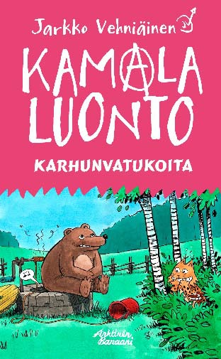 Vehniäinen, Jarkko - Kamala luonto: Karhunvatukoita (TASKUKIRJA), e-kirja