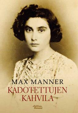 Manner, Max - Kadotettujen kahvila, ebook