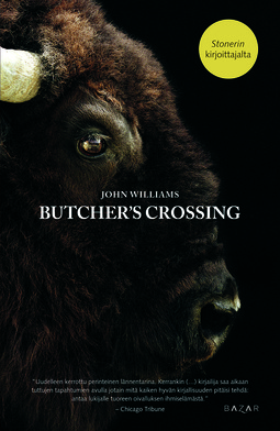 Williams, John - Butcher's Crossing, e-kirja